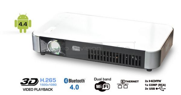 DreamVision Dreamy Geek II LED projektor
