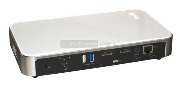 DreamVision Dreamy Geek II LED projektor hátlap