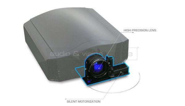 DreamVision házimozi projektor THEATRE System 2,35:1 előtétlencsével