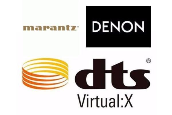 DTS Virtual:X Marantz Denon