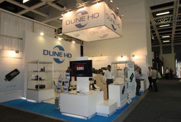 Dune HD stand IFA 2012