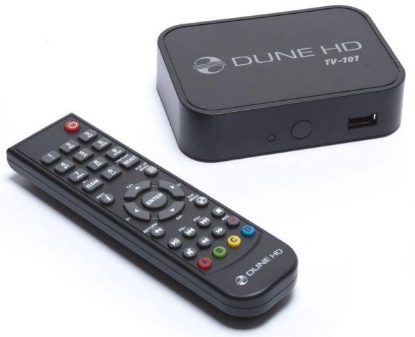 HDI Dune HD TV-101 média lejátszó