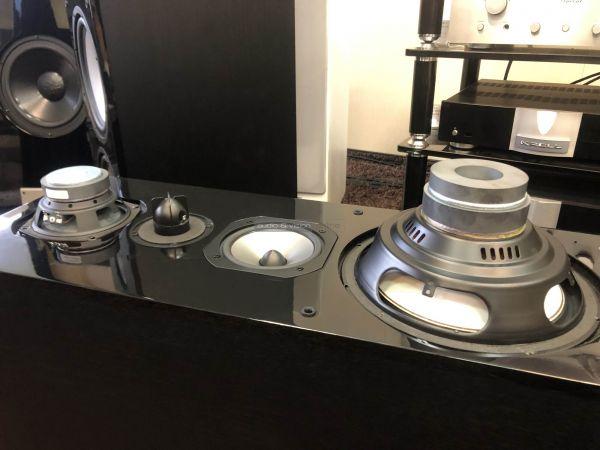 Dynavoice Challenger M-105 hangfal hangszórók