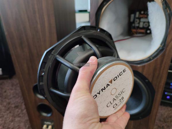Dynavoice Classic CL-28 hangfal mélysugárzó
