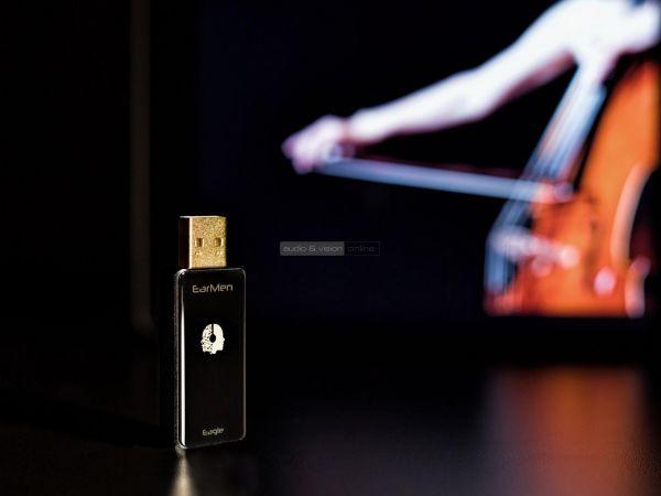 EarMen Eagle USB DAC