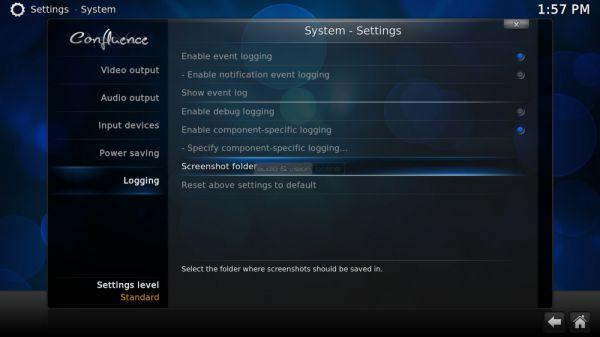 Egreat A5 médialejátszó - VidOn settings