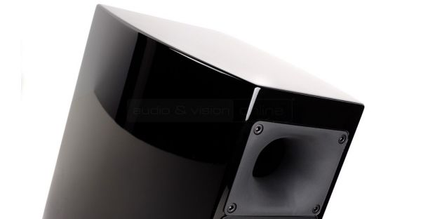 ELAC BS 263 hifi hangfal hátsó reflex nyílás
