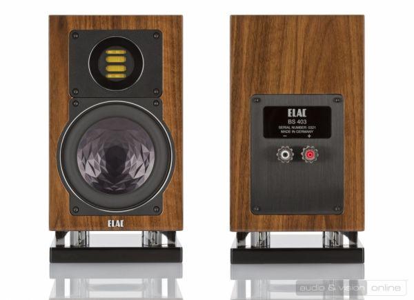 ELAC BS 403 állványos hangfal