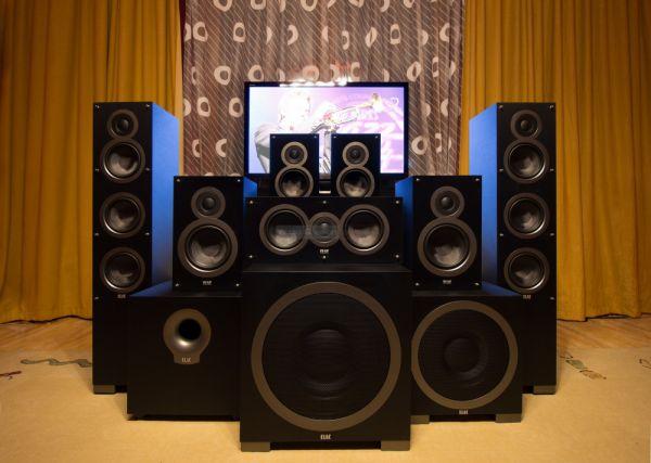 ELAC Debut hangfalak az Audiophile Szalonban