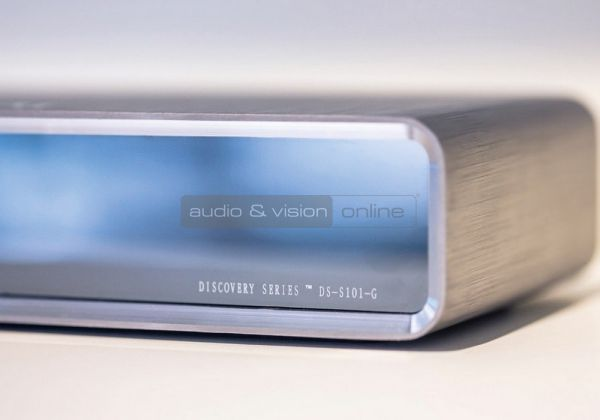 ELAC Discovery DS-S101-G zeneszerver