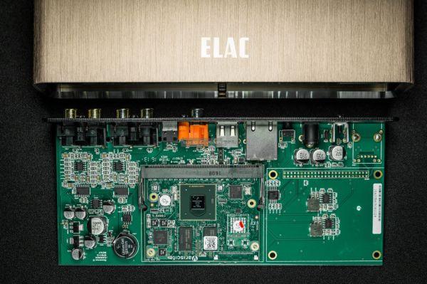 ELAC Discovery DS-S101-G zeneszerver belső