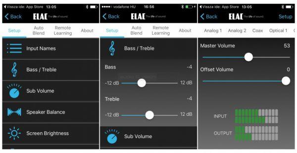 ELAC Element EA101EQ-G App