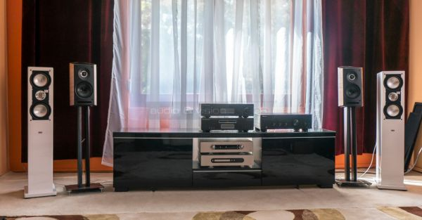 ELAC FS 207 hifi hangfal az Audiophile Szalonban