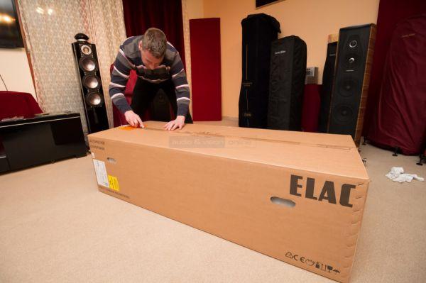 ELAC FS 509 VX-JET high end hangfal