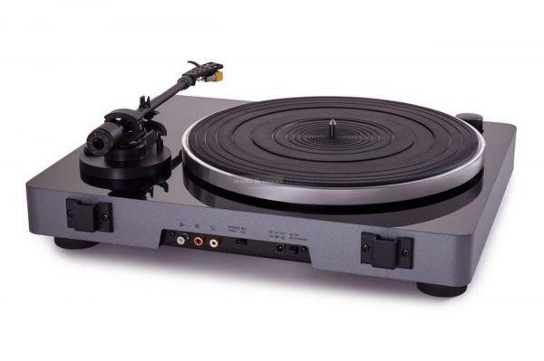ELAC Miracord 50 vinyl lemezjátszó hátlap