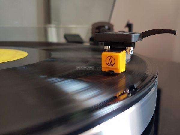 ELAC Miracord 50 vinyl lemezjátszó hangszedő