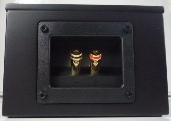 ELAC TS 3000 Dolby Atmos hangszóró csatlakozó
