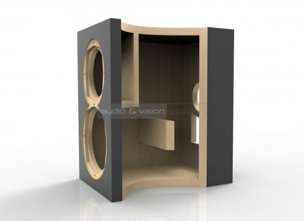 ELAC Uni-Fi BS U5 Slim hangfal belső