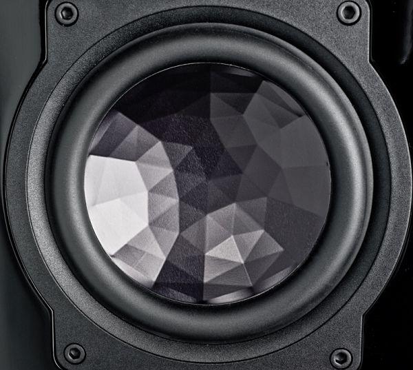 ELAC FS 247 BE álló hangfal Kristall Membran középsugárzó