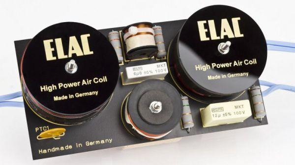 ELAC FS 247 BE álló hangfal keresztváltó