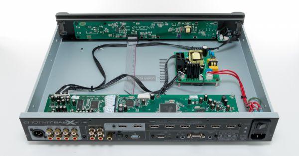 Emotiva MC-700 házimozi processzor belső