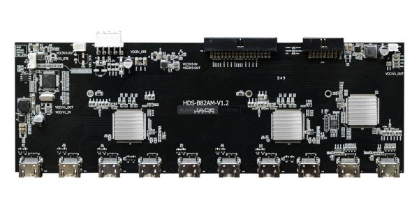 Emotiva RMC-1 házimozi processzor HDMI V3 board