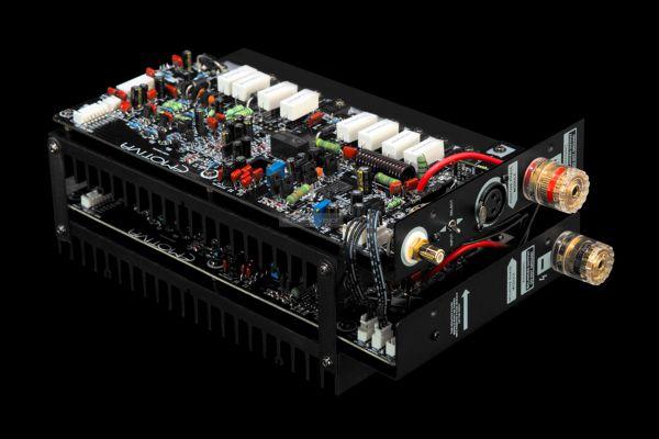 Emotiva XPA-DR3 GEN3 három csatornás végfok dual modul