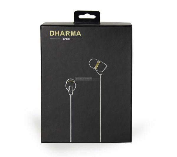 ENIGMAcoustics Dharma D200 fülhallgató doboz
