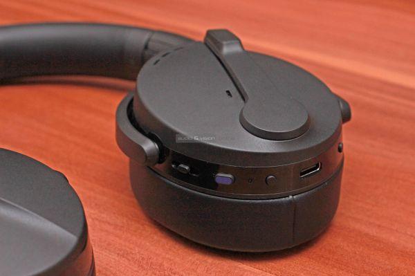 EPOS   Sennheiser ADAPT 560 aktív zajzáras Bluetooth headset