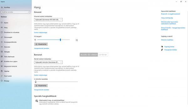 EPOS   Sennheiser ADAPT 560 alkalmazás