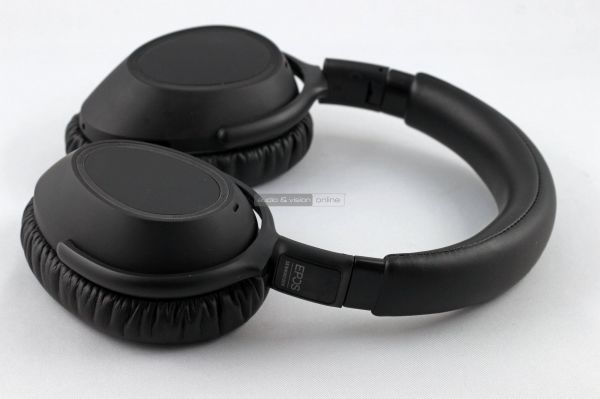 EPOS-Sennheiser ADAPT 660 zajzáras Bluetooth fejhallgató