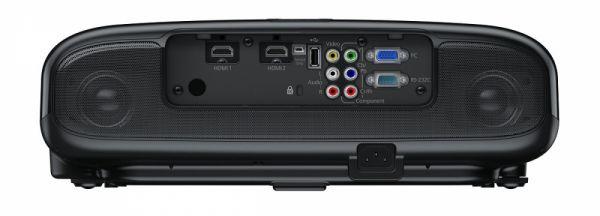 Epson EH-TW6100 3D házimozi projektor hátlap