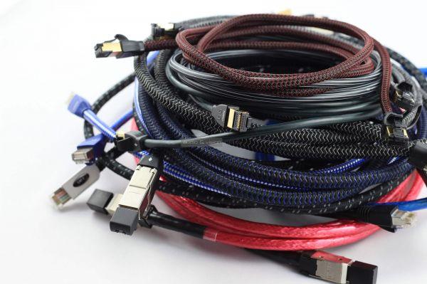 Ethernet kábelek