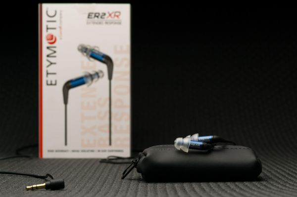 Etymotic ER2XR fülhallgató tok
