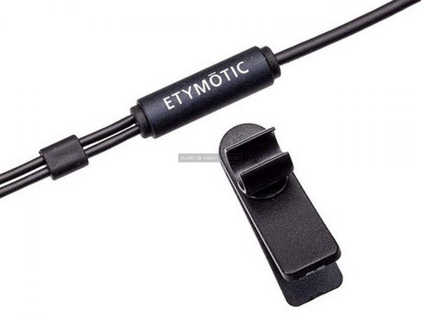 Etymotic ER3SE fülhallgató csipesz
