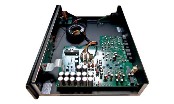Exposure 2010s2 DAC belső