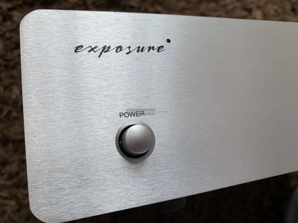 Exposure 2510 sztereó erősítő