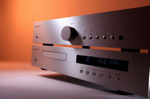 Exposure 1010 integrált sztereó erősítő és CD lejátszó