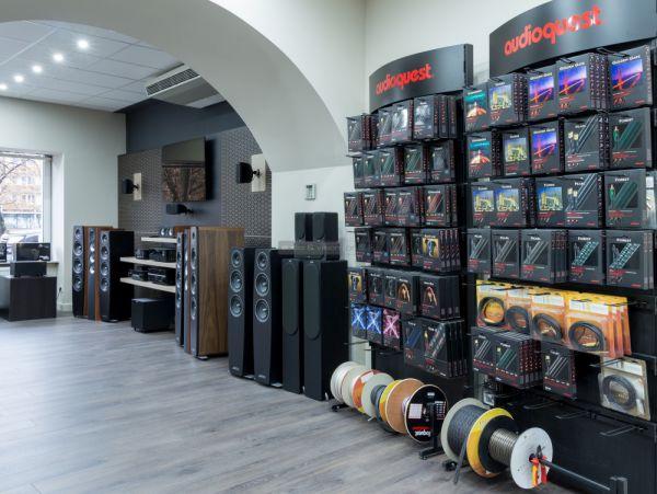 Extreme Audio Debrecen AudioQuest kábelek