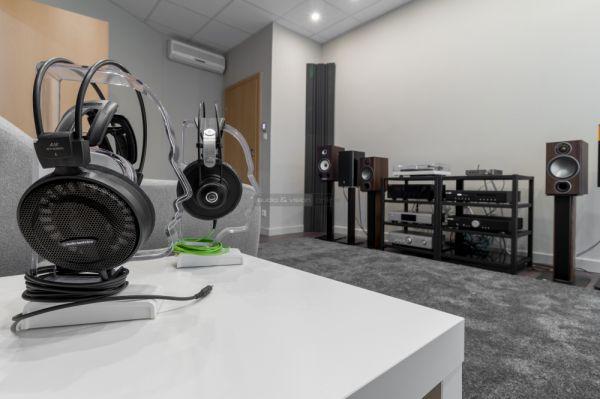 Extreme Audio Debrecen hifi fejhallgató