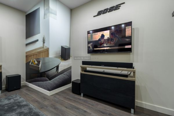 Extreme Audio soundbar szoba - Bose és Harman Kardon