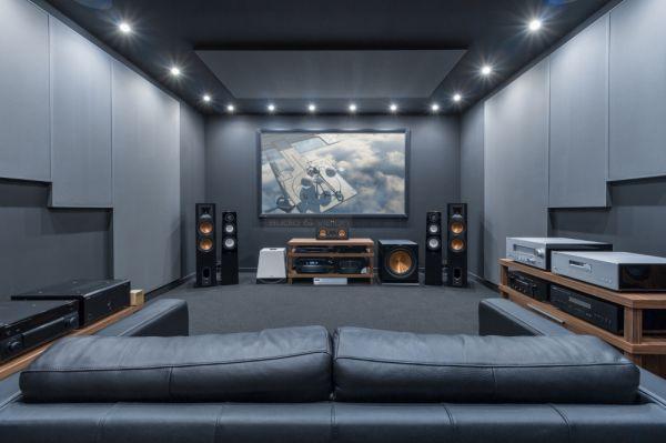 Extreme Audio Budapest - Dolby Atmos bemutató szoba