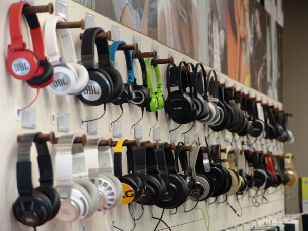Extreme Audio Debrecen - fejhallgatók