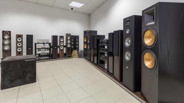 Extreme Audio Budapest - hangfalak