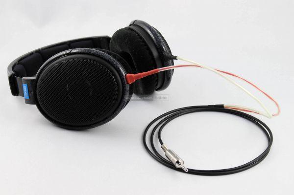 KáCsa KCO-HPAg fejhallgató kábel Sennheiser HD 600