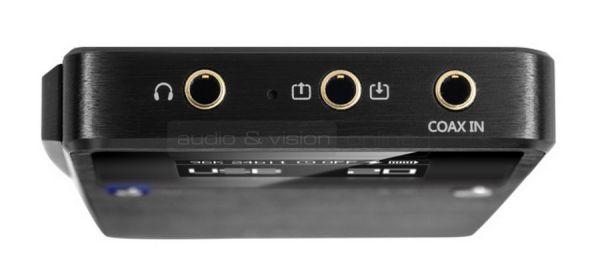 FiiO ALPEN 2 E17K mobil DAC és fejhallgató erősítő