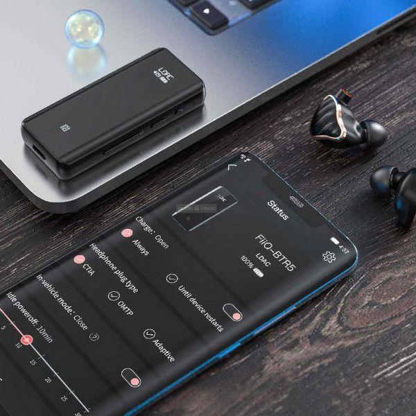 FiiO BTR5 Bluetooth USB DAC