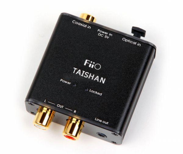 FiiO D03K Taishan DAC