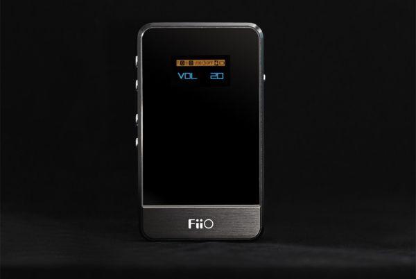 FiiO E07K Andes USB DAC és fejhallgató erősítő