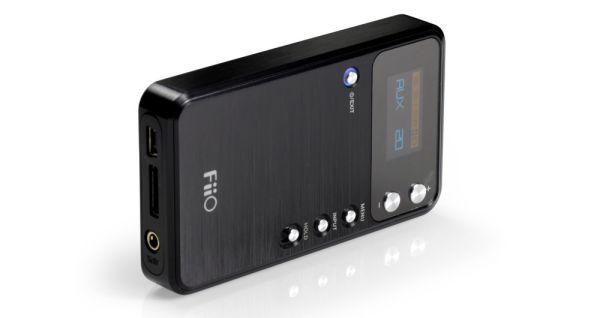 FiiO E17 Alpen USB DAC és fejhallgató erősítő